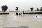 نمازگزاران تهرانی به سیل زدگان سیستان و بلوچستان ۳۲۴ میلیون کمک کردند