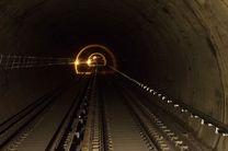 پیشرفت ۵۰ درصدی احداثتونل و ایستگاههای خط ۶