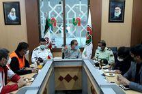 مدیریت بازگشت زوار در مرز مهران تحت فرماندهی واحد انجام می شود