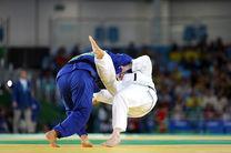 دو شکست برای جودوکاران نابینا در بازیهای کشورهای اسلامی