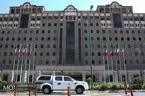 جمعی از اعضای هیات رییسه مجلس از مجروحان حادثه تروریستی تهران عیادت کردند