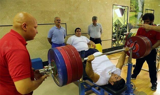 ملیپوشان پارالمپیکی وزنهبرداری به پنجمین اردوی آمادهسازی دعوت شدند