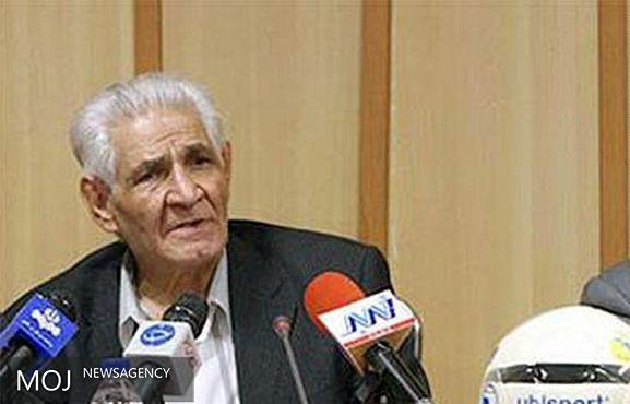 سرپرست سازمان لیگ فوتبال در بیمارستان بستری شد