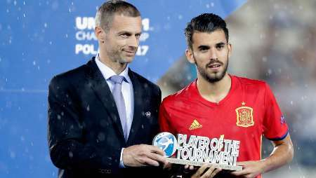 رئال مادرید بهترین بازیکن جوان اروپا را به خدمت گرفت