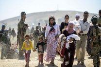 ترکیه هزاران سوری را آواره کرد