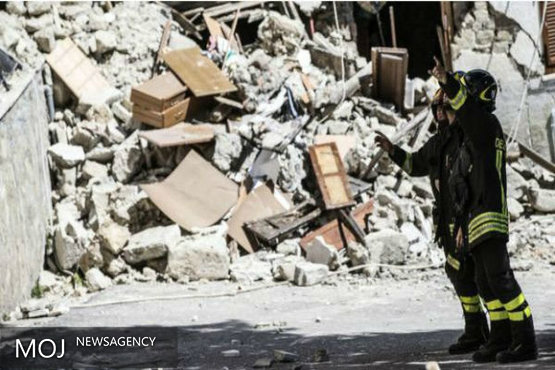 افزایش شمار قربانیان زلزله ایتالیا