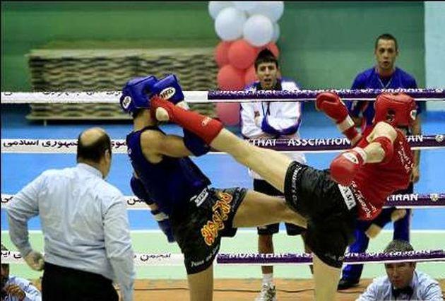 حضور شش ورزشکار گیلانی در مسابقات جهانی موی تای