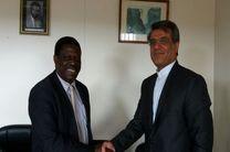 بررسی راههای توسعه روابط تجاری و اقتصادی بین ایران و زیمبابوه