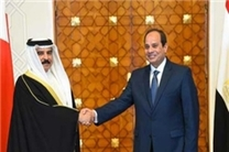 تأکید سران مصر و بحرین بر «حلوفصل سیاسی» بحرانهای منطقه