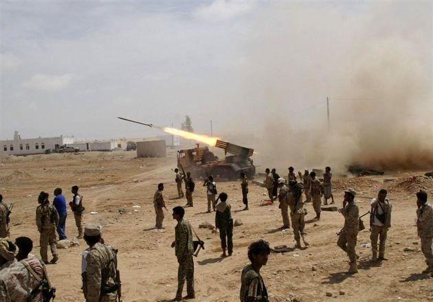 ادامه عملیات تلافیجویانه نیروهای یمنی/علیه عربستان