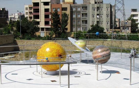 نخستین پارک موزه علوم زمین کشور در مشهد، چشم انتظار بودجه است