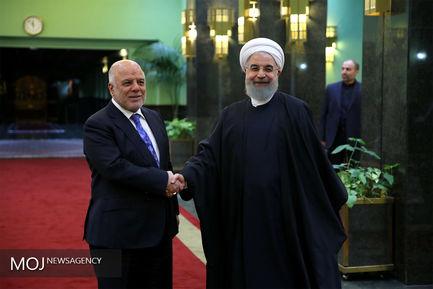 دیدار نخستوزیر عراق با رییس جمهوری