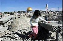 موج تازه آوراگی ساکنان فلسطینی