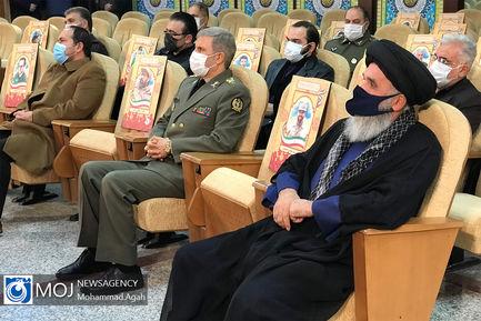 بزرگداشت شهید محسن فخری زاده