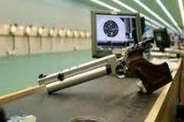 رقابت های تیراندازی قهرمانی کشور سلاح بادی مردان در ارومیه برگزار می شود