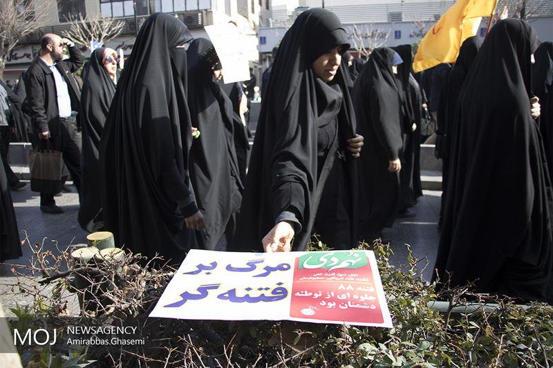 فتنه های دشمنان علیه ملت ایران هرگز به پایان نمی رسد