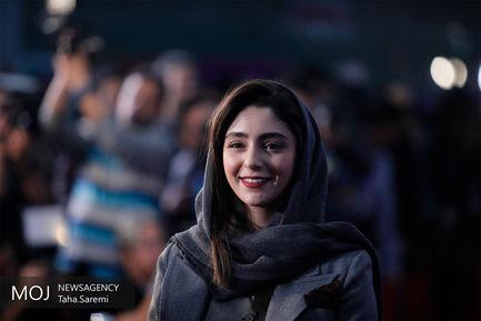 دهمین روز سی و هفتمین جشنواره فیلم فجر/ هستی مهدوی
