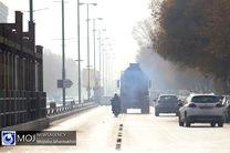 هوای اصفهان ناسالم برای گروه های حساس است
