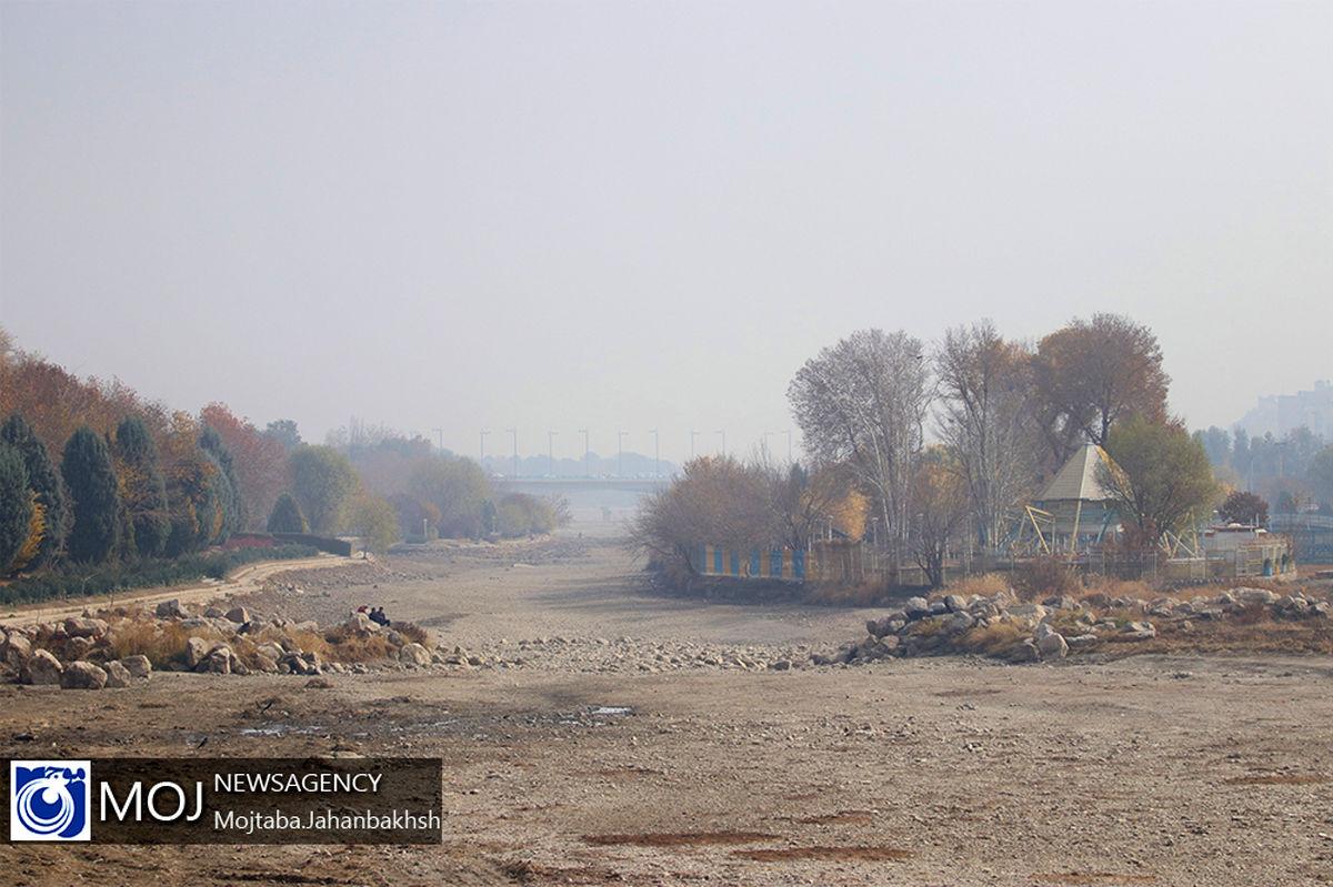 کیفیت هوای اصفهان در شرایط ناسالم قرار گرفت