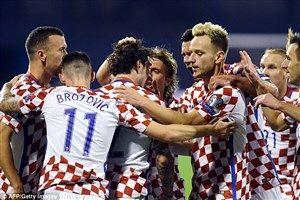 فهرست نهایی کرواسی برای جام جهانی اعلام شد