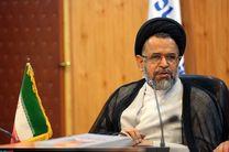 گزارش وزیر اطلاعات در مورد مقابله با نفوذ دشمن