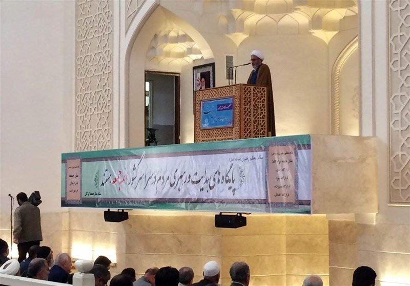 امروز آمریکا از آمادگی و پیشرفت مسلمانان و کشورهای منطقه میترسد