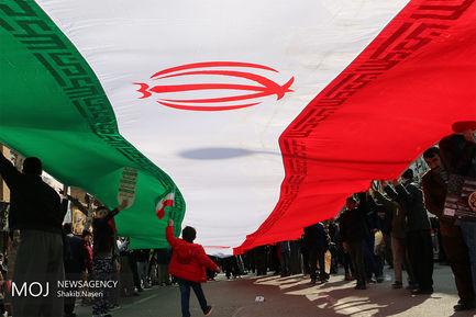 جشن چهلمین سال انقلاب در سنندج