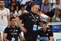 کولاکوویچ: در همه ستها فرصت پیروزی داشتیم/ برای اولین بازی لیگ جهانی، این نتیجه رضایتبخش نیست