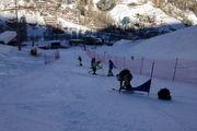 اسکی بازان سه کشور خارجی در ایران
