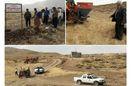 52 هکتار از عرصههای منابع طبیعی شهرستان الیگودرز رفع تصرف شد