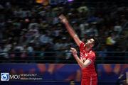 گزارش بازی والیبال ایران و لهستان/ ایران 1  لهستان 3