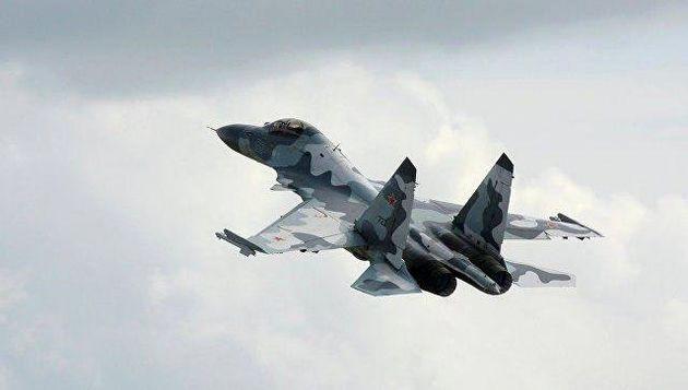 بازگشت جنگندهای سوخو 30 و 35 روسی به آسمان سوریه