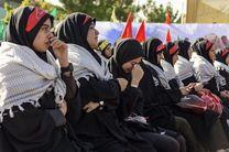 اعزام نخستین گروه دانش آموزان دختر از استان اصفهان به اردوی راهیان نور