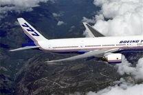 افزایش قیمت سهام بوئینگ با انتشار خبر فروش هواپیما به ایران