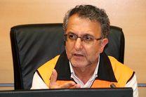 کنترل تجمع رانندگان حمل و نقل در میدان بار همدان