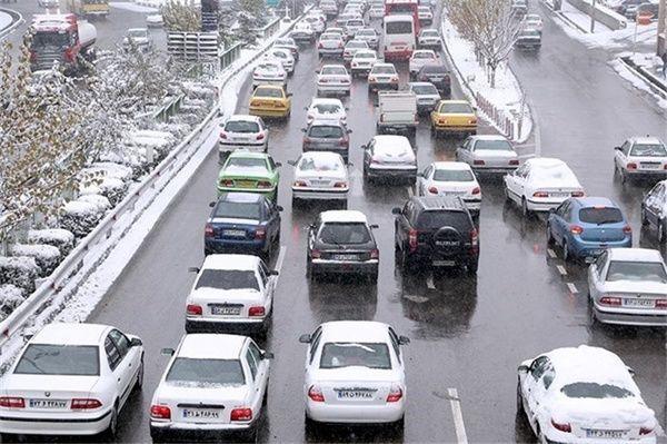 آخرین وضعیت جوی و ترافیکی جاده ها در 27 فروردین