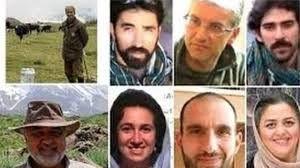 خانواده فعالان محیط زیست درخواست تغییر در روند بازداشت داشتهاند