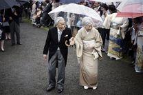 امپراطور ژاپن پس از 3 دهه از قدرت کنار رفت