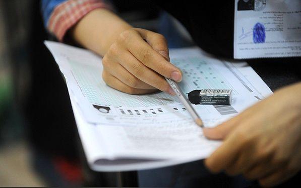 سوالات امتحانات هیچ مقطع تحصیلی در مازندران لو نرفته است