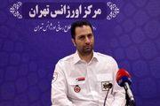 انجام روزانه بیش از ۵۰۰۰ ماموریت اورژانس در تهران