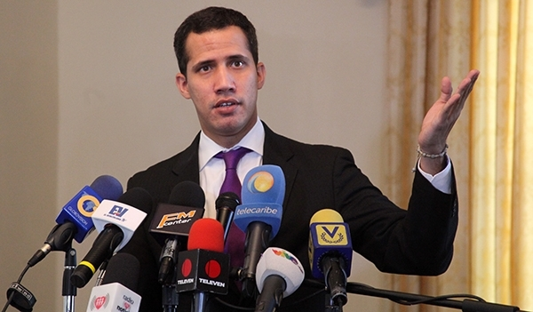 European countries recognize Juan Guaido as Venezuela's interim president