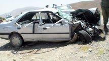۴ کشته در پی تصادف رانندگی در اراک