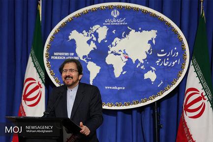 نشست خبری سخنگوی وزارت امور خارجه -  ۲۶ شهریور ۱۳۹۷