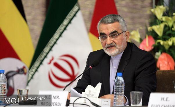 محکومیت بیش از ۵۰ میلیارد دلاری آمریکا در ایران / جلالی را رفیق میدانم نه رقیب