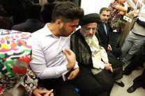 واکنش شهردار تهران به حضور رییس قوه قضاییه در مترو