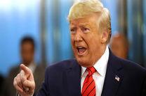 واکنش توئیتری ترامپ به حمله انتقام جویانه ایران
