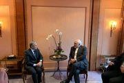 ظریف با همتای کانادایی خود دیدار کرد