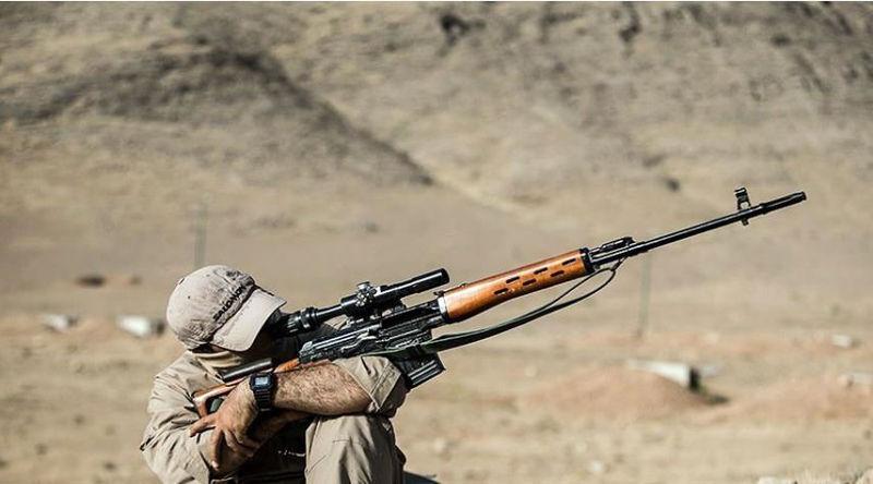 از هر ۱۰ تیرانداز یمنی ۹ نفر تک تیرانداز هستند
