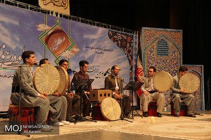 جشنواره مولودی خوانی رضوی در سنندج