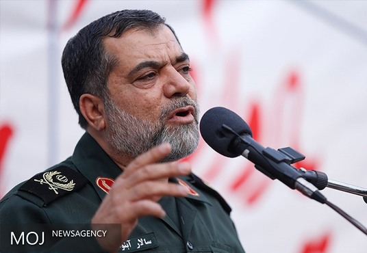 آمریکا به قدرت ایران اسلامی اذعان دارد